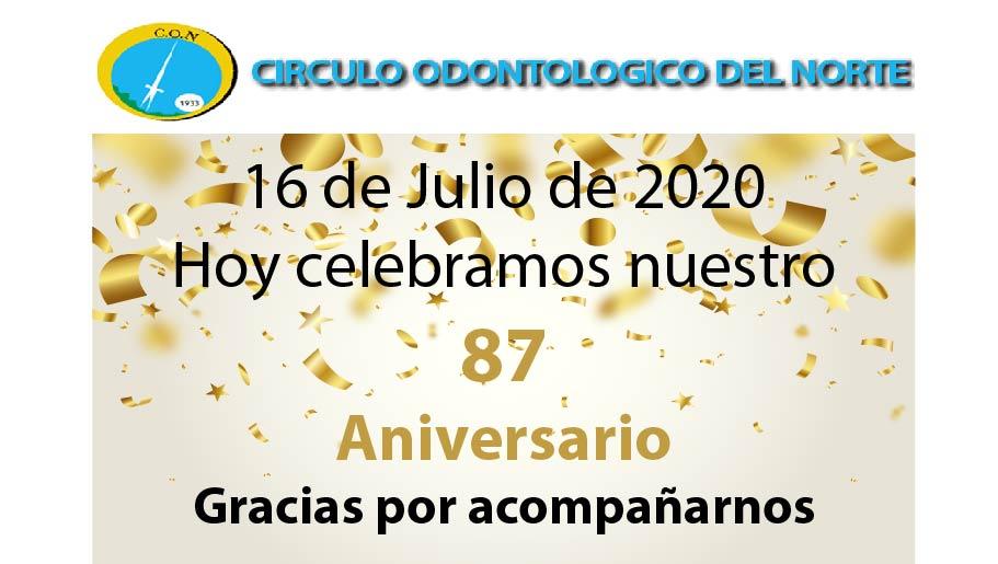 87aniversario
